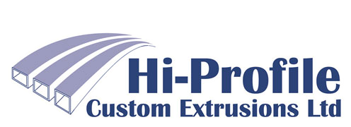 Hi Profile Custom Extrusions Logo
